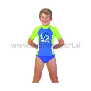 RASH GUARD KID Short Sleeve Boy