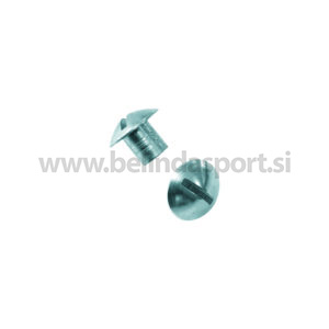 Rounded Dead Bolt Screw  (4 para)