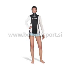 FIRESKIN Long Sleeve with hood ženska