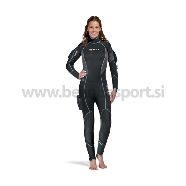 Wetsuit FLEXA THERM SHE DIVES