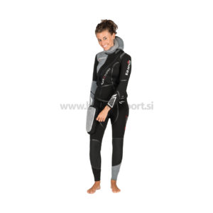 Wetsuit Z-THERM She Dives