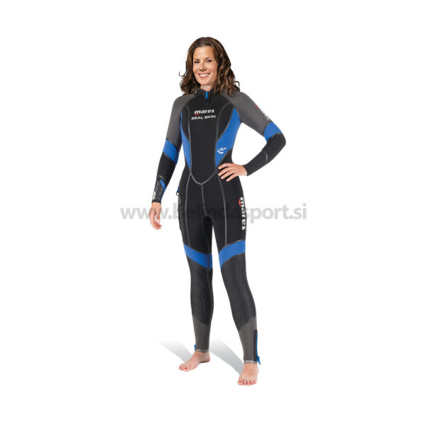 Seal Wetsuit SKIN She Dives