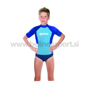 Rash Guard S-Sleeve Junior - boy