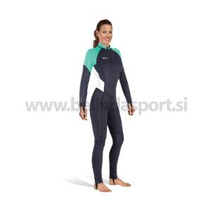 Rash Guard TRILASTIC OVERALL she dives