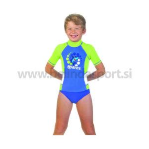 Rash Guard S-Sleeve Kid - boy