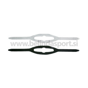 Mask Strap Silicone - Black