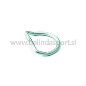 D-Rings BENT SS316 (10pcs) - XR Line