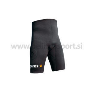 Shorts Pants BLACK w/Pocket 2mm OpenCell