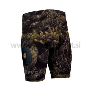 Short Pants ILLUSION w/pocket 2mm OpCell