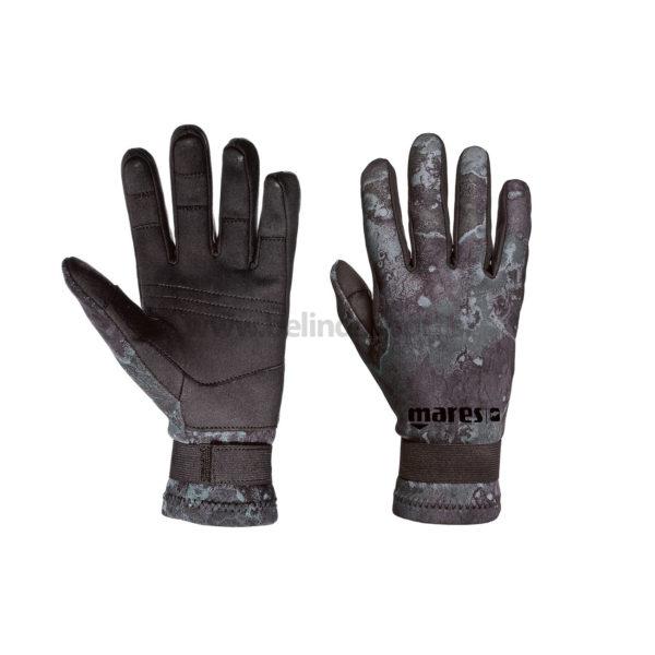 Gloves CAMO BLACK AMARA 20
